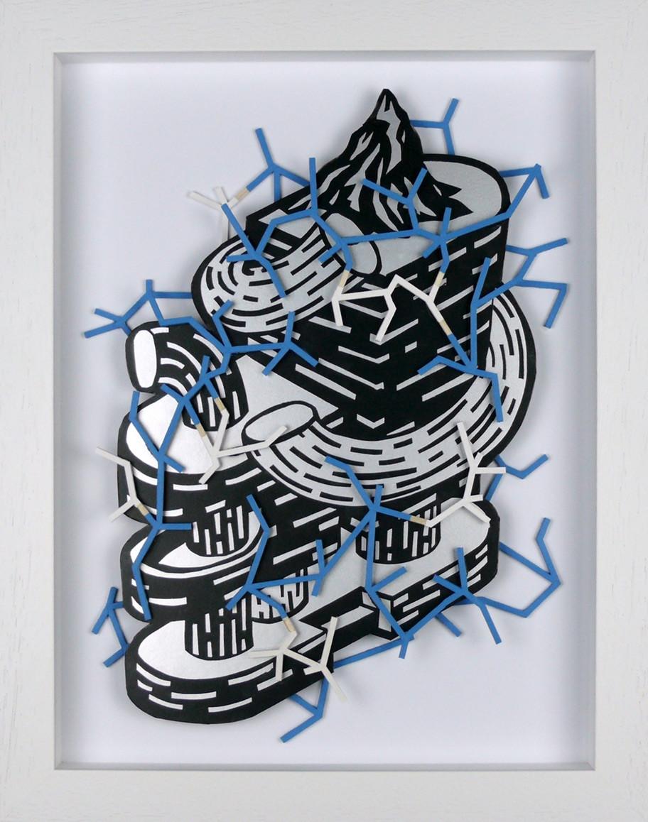 Tobias Zaft, X-shape-edition mit Box